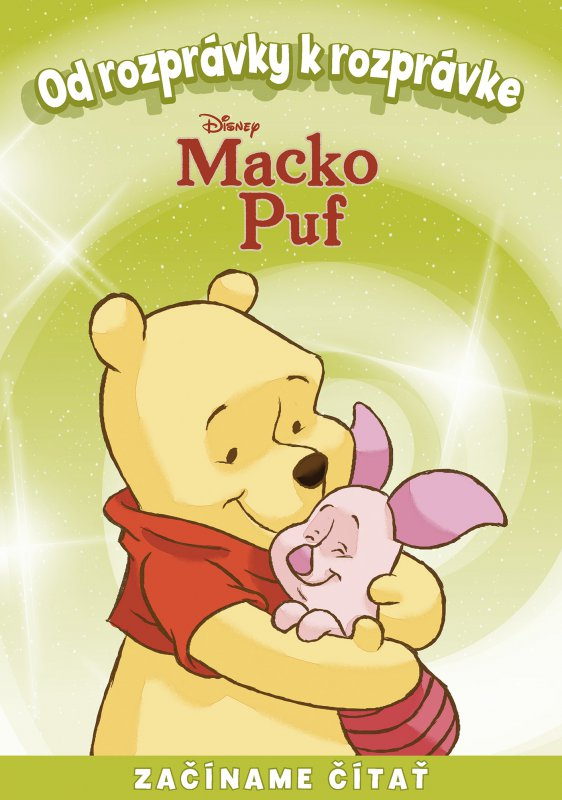 Od rozprávky k rozprávke - Macko Puf