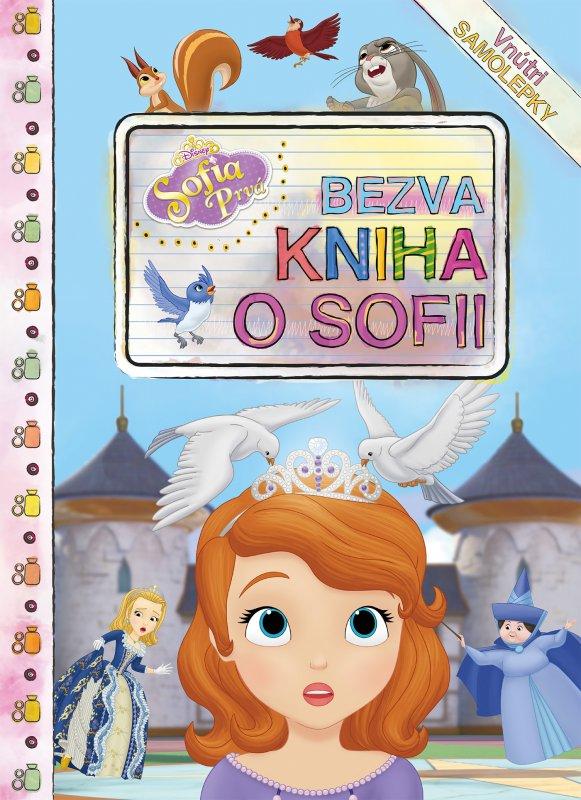 Sofia Prvá - Bezva kniha o Sofii