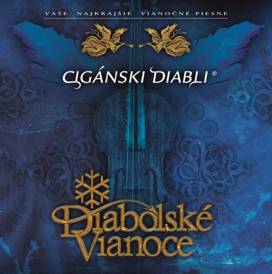 CD-Cigánski Diabli - Diabolské vianoce - Cigánski Diabli