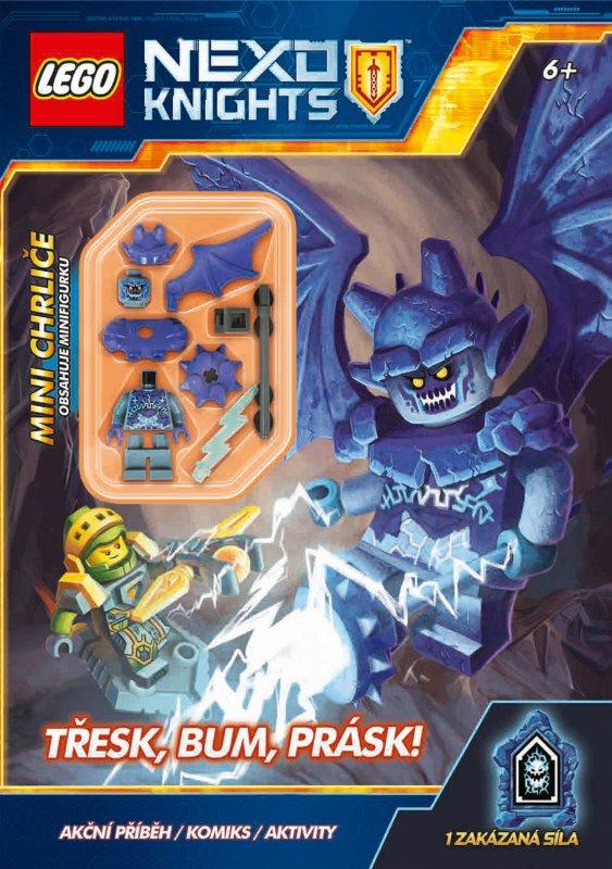 LEGO® NEXO KNIGHTS™ Třesk, bum, prásk!