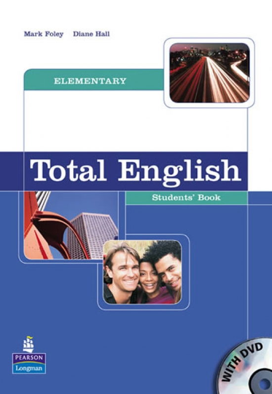 Total English Elementary Students´ Book and DVD Pack - Mark Foley, Diane Hall