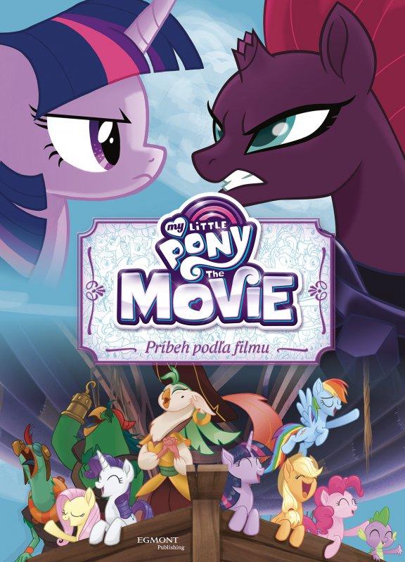 My Little Pony film - Príbeh podľa filmu