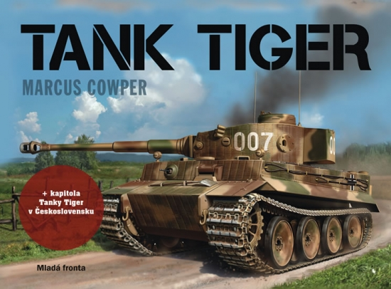 Tank Tiger - Marcus Cowper