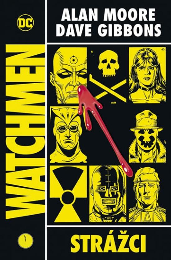 Strážci - Watchmen - Alan Moore
