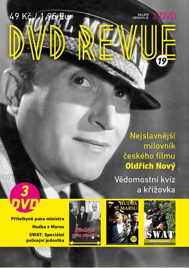 DVD Revue 19 - 3 DVD