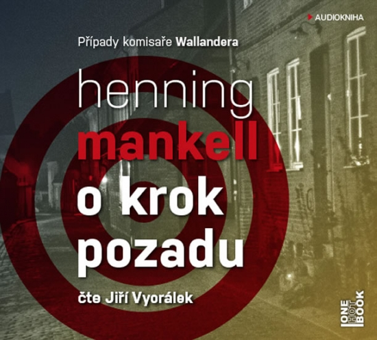 O krok pozadu - CDmp3 (Čte Jiří Vyorálek) - Henning Mankell