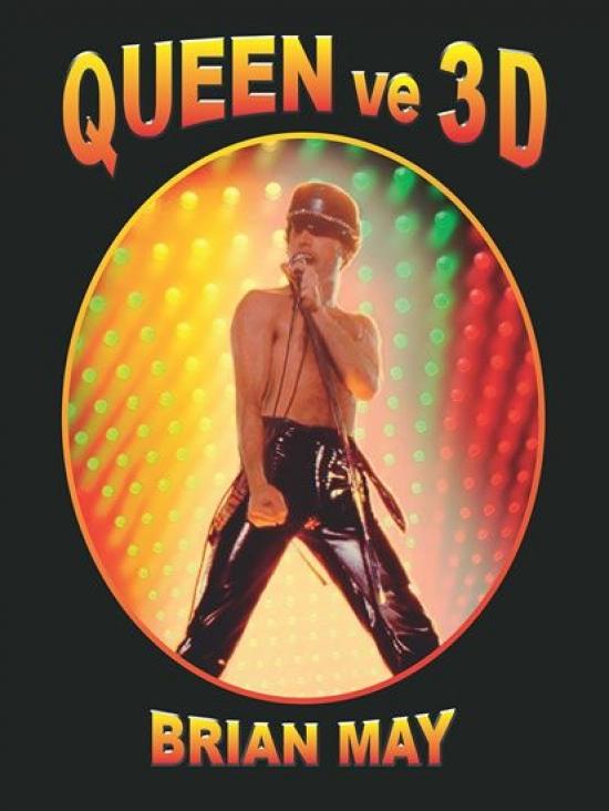 Queen ve 3D - Brian May
