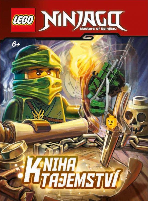 LEGO® Ninjago: Kniha tajemství