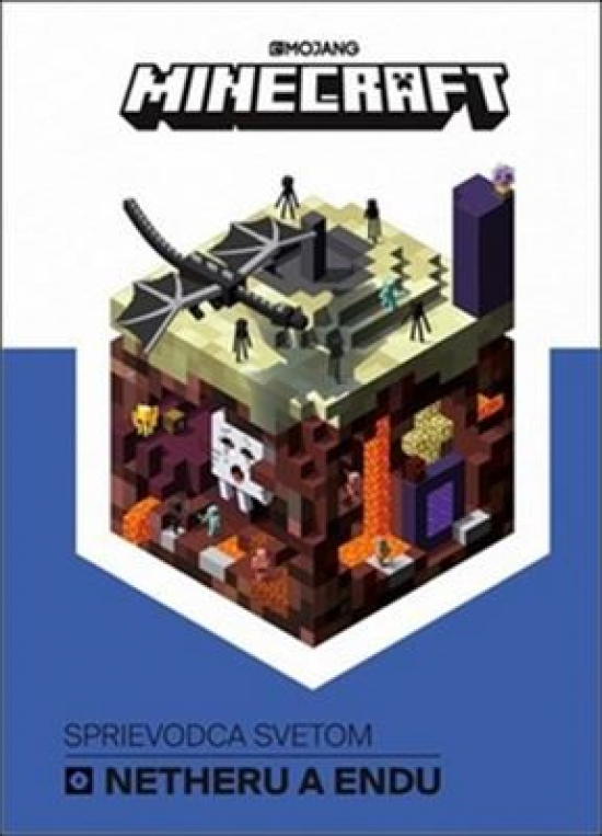 Minecraft Sprievodca svetom Netheru a Endu