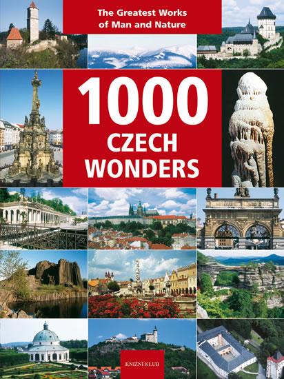 1000 Czech Wonders - 2.vydání