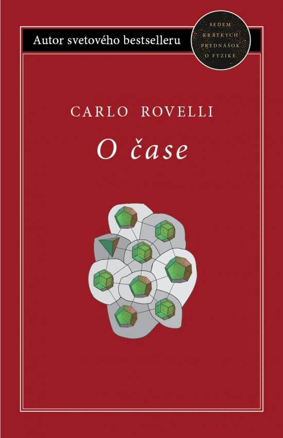 O čase - Carlo Rovelli