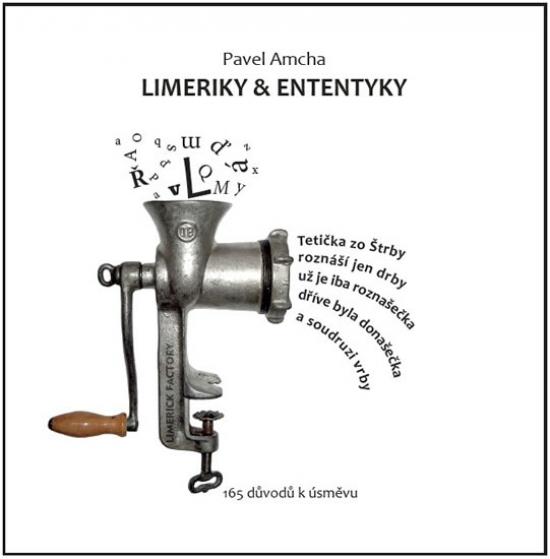Limeriky a ententýky - Pavel Amcha