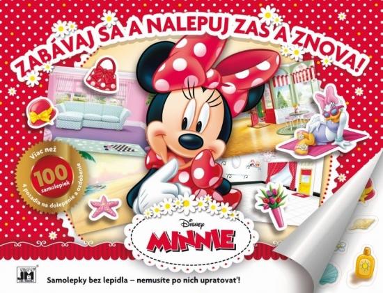 Samolepkový album/ Minnie