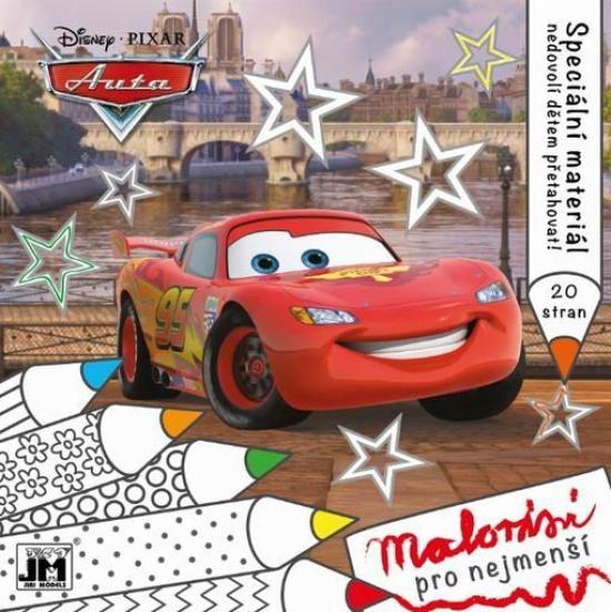 Maľovanie pre najmenších/ Cars