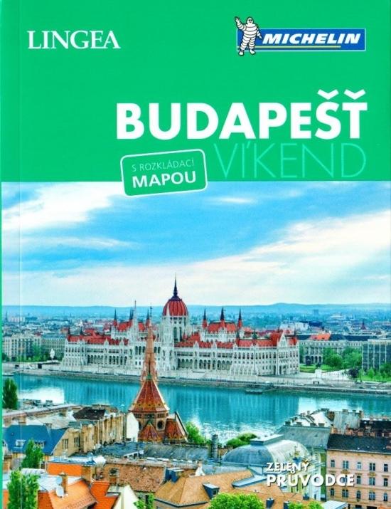 Budapesť - víkend...s rozkládací mapou