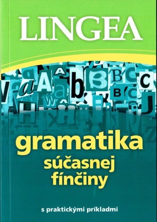 Gramatika súčasnej fínčiny s praktickými príkladmi