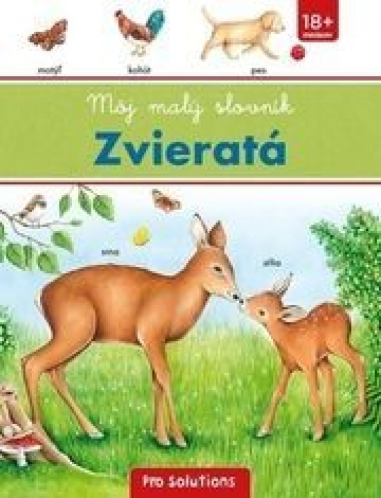 Môj malý slovník - Zvieratá