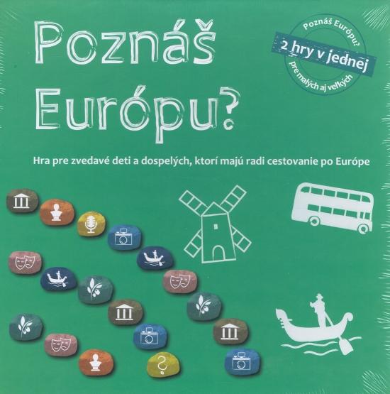 Poznáš Európu? - Daniel Kollár, a kolektív autorov