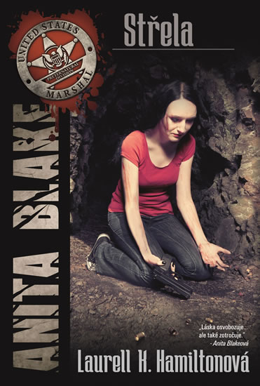 Anita Blake 19 - Střela