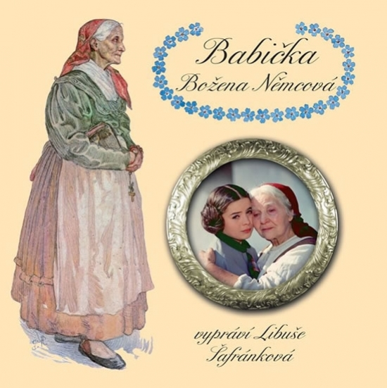 Babička - CDmp3 (Čte Libuše Šafránková)