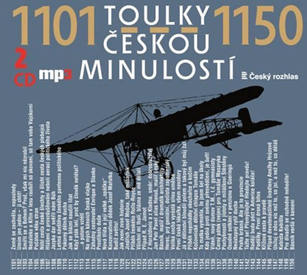 Toulky českou minulostí 1101-1150 - 2 CDmp3