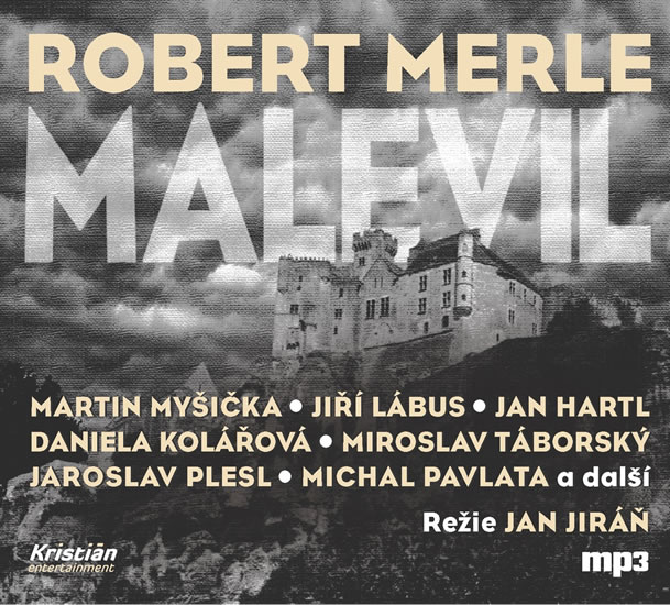 Malevil - CDmp3 - Robert Merle