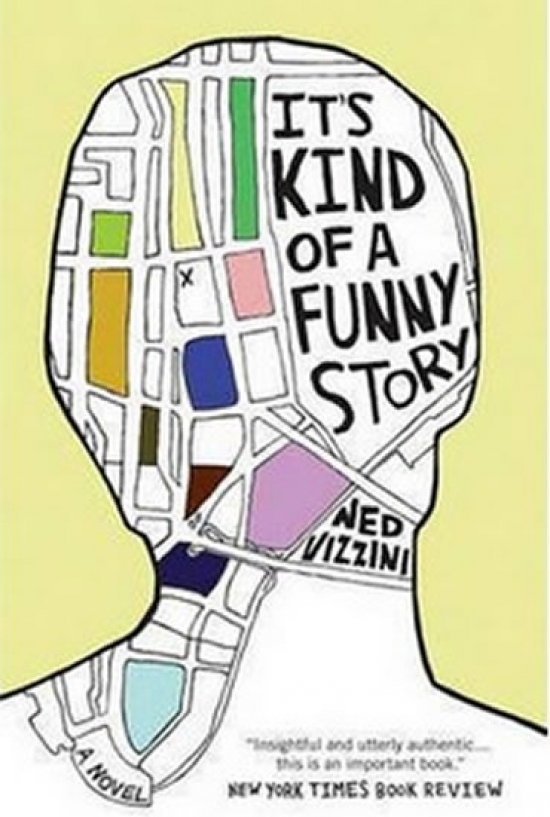 It´s Kind of a Funny Story - Ned Vizzini