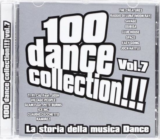 100 dance collection !!! Vol.7 CD