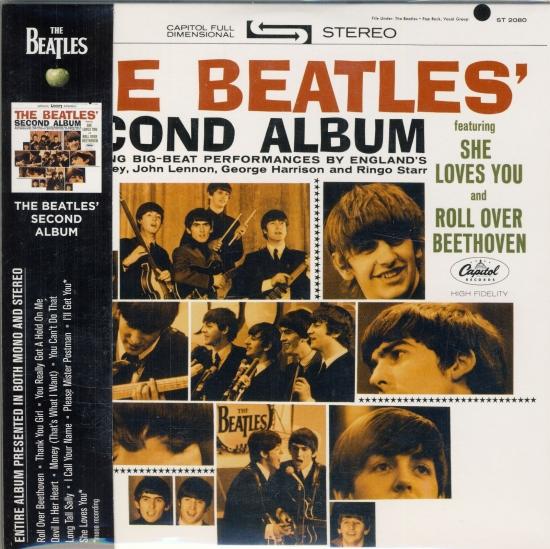 The Beatles: Second Album CD