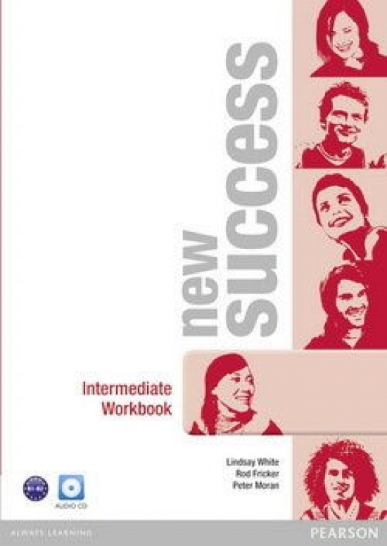 New Success Intermediate Workbook & Audio CD Pack - Peter Moran