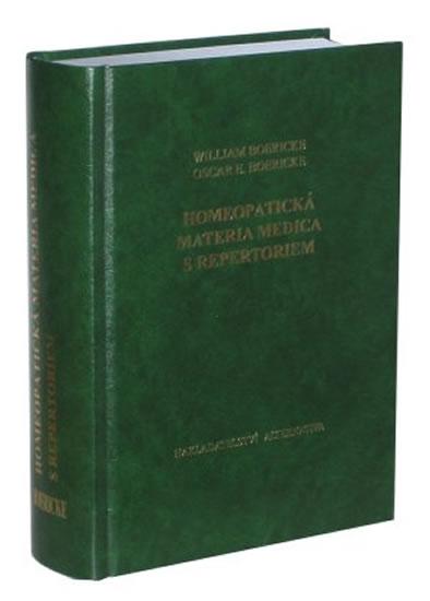 Homeopatická materia medica s repertoriem - W a O. Boericke