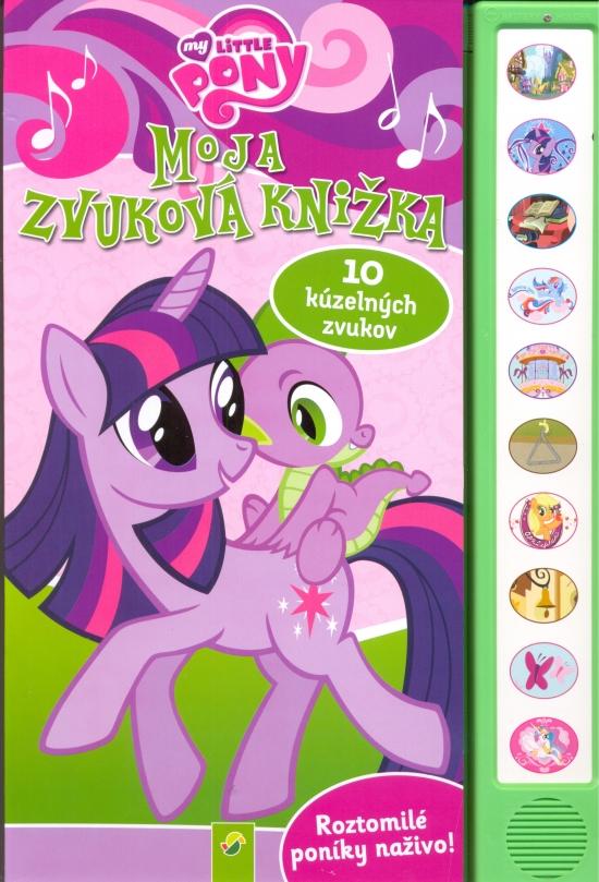 My Little Pony - Moja zvuková knižka