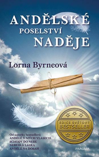 Andělské poselství naděje - 2.vydání - Lorna Byrneová