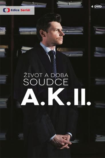 Život a doba soudce A.K. II. - 4 DVD