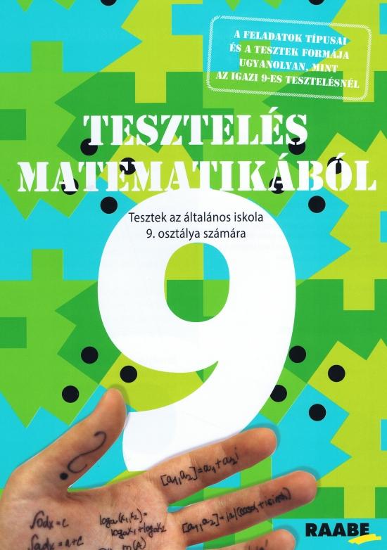 Testovanie 9 z matematiky – Testy pre 9 ročník ZŠ v MJ - Terézia Žigová