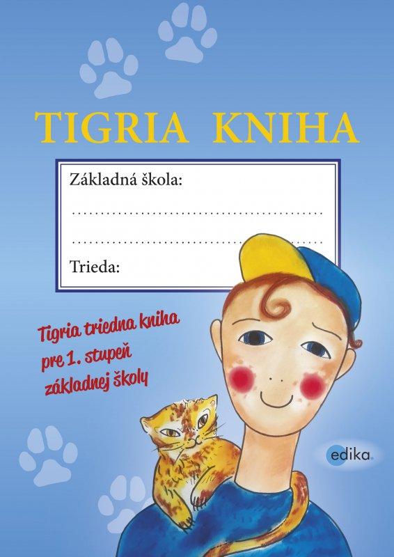 Tigria kniha - Kamila Kopsová, Petr Kops