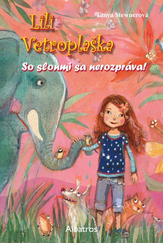 Lili Vetroplaška 1 So slonmi sa nerozpráva