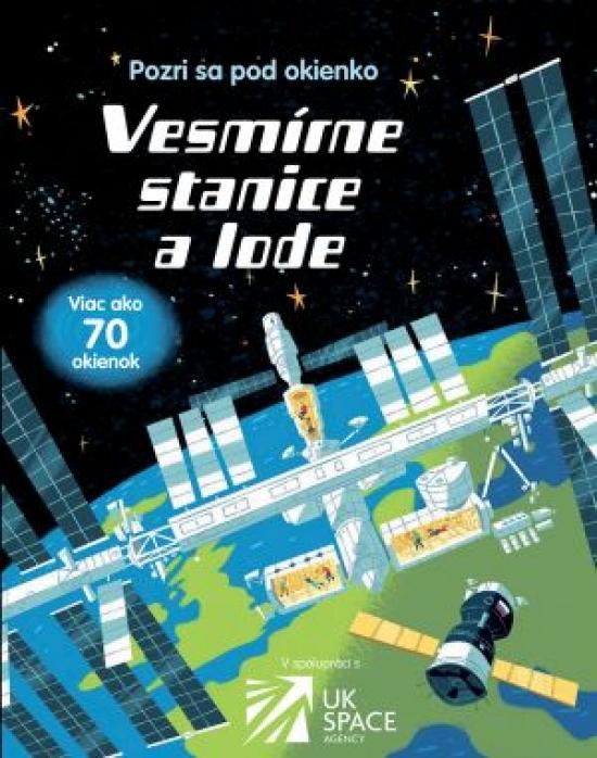 Pozri sa pod okienko – Vesmírne stanice a lode