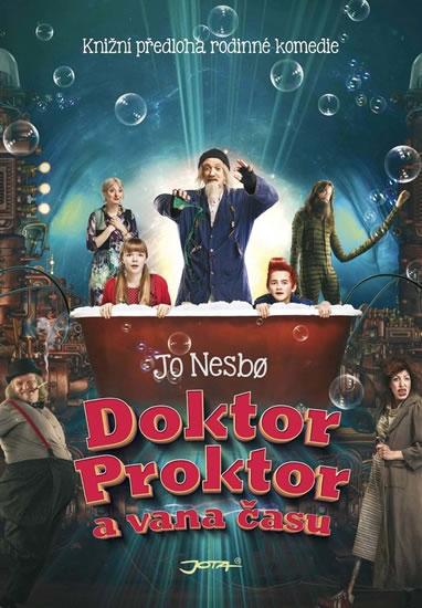 Doktor Proktor a vana času (filmová obálka) - Jo Nesbo
