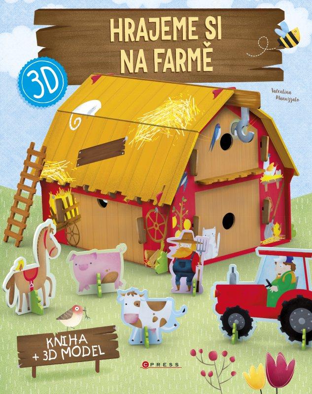 Hrajeme si na farmě 3D model - Valentina Facci