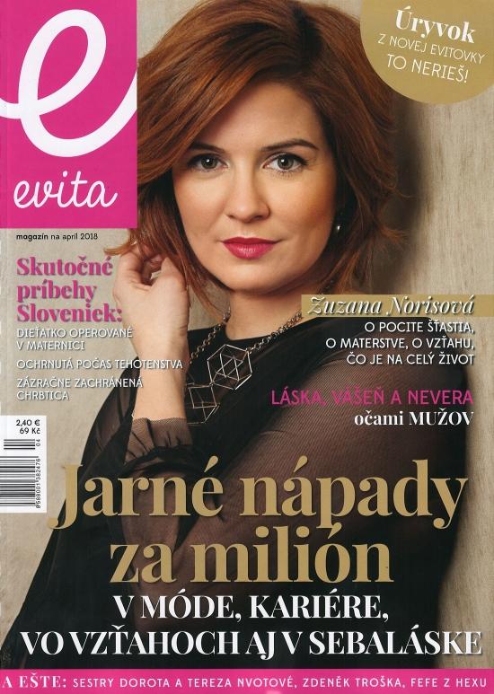 Evita magazín 04/2018