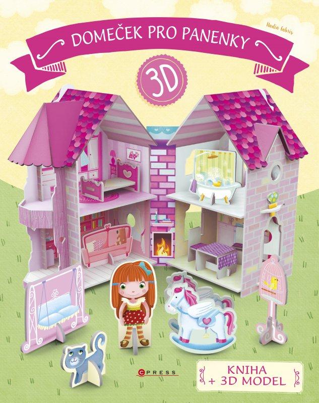 Domeček pro panenky 3D model - Valentina Facci