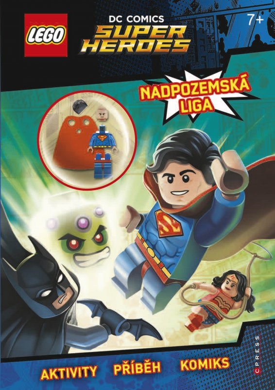LEGO® DC Comics™ Nadpozemská liga