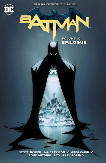 Batman - Epilog brož. - Scott Snyder, James Tynion IV