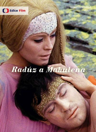 Radúz a Mahulena - DVD - Julius Zeyer
