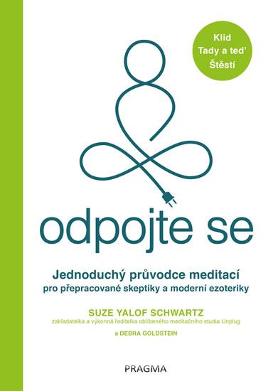 Odpojte se CZ Jednoduchý průvodce meditací pro přepracované skeptiky a moderní ezoteriky - Suze Yalofová Schwartzová