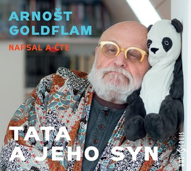 Tata a jeho syn - 2CD - Arnošt Goldflam