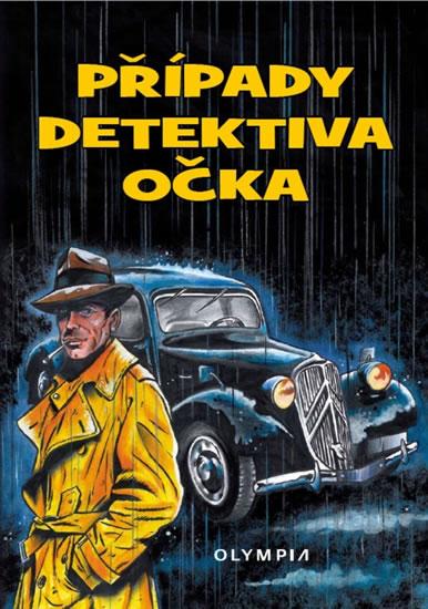 Případy detektiva Očka - Jiří Filípek, Jiří Hrdlička