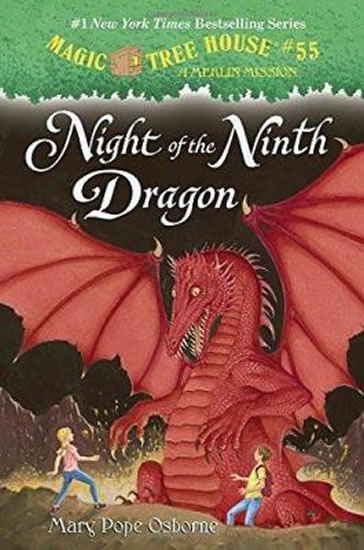 Night Of The Ninth Dragon:Magic Tree House #55 - Mary Pope Osborne