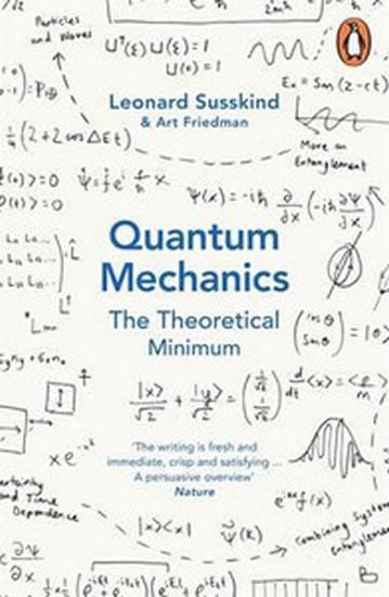 Quantum Mechanics: The Theoretical Minimum - Leonard Susskind